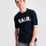 Brand T-Shirt Bleu Marine