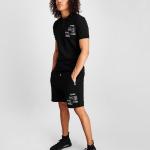 BALR. Badge Polo Shirt Zwart