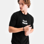 Right Time Field T-Shirt Black