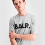 Brand T-Shirt Grijs