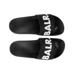 BALR. slipper zwart/wit