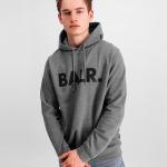 Brand Hoodie Grey