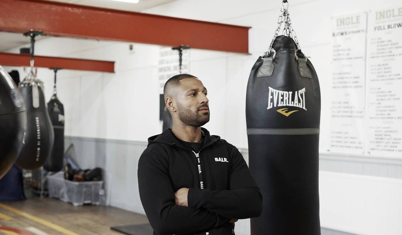 BALR. Talks with Kell Brook