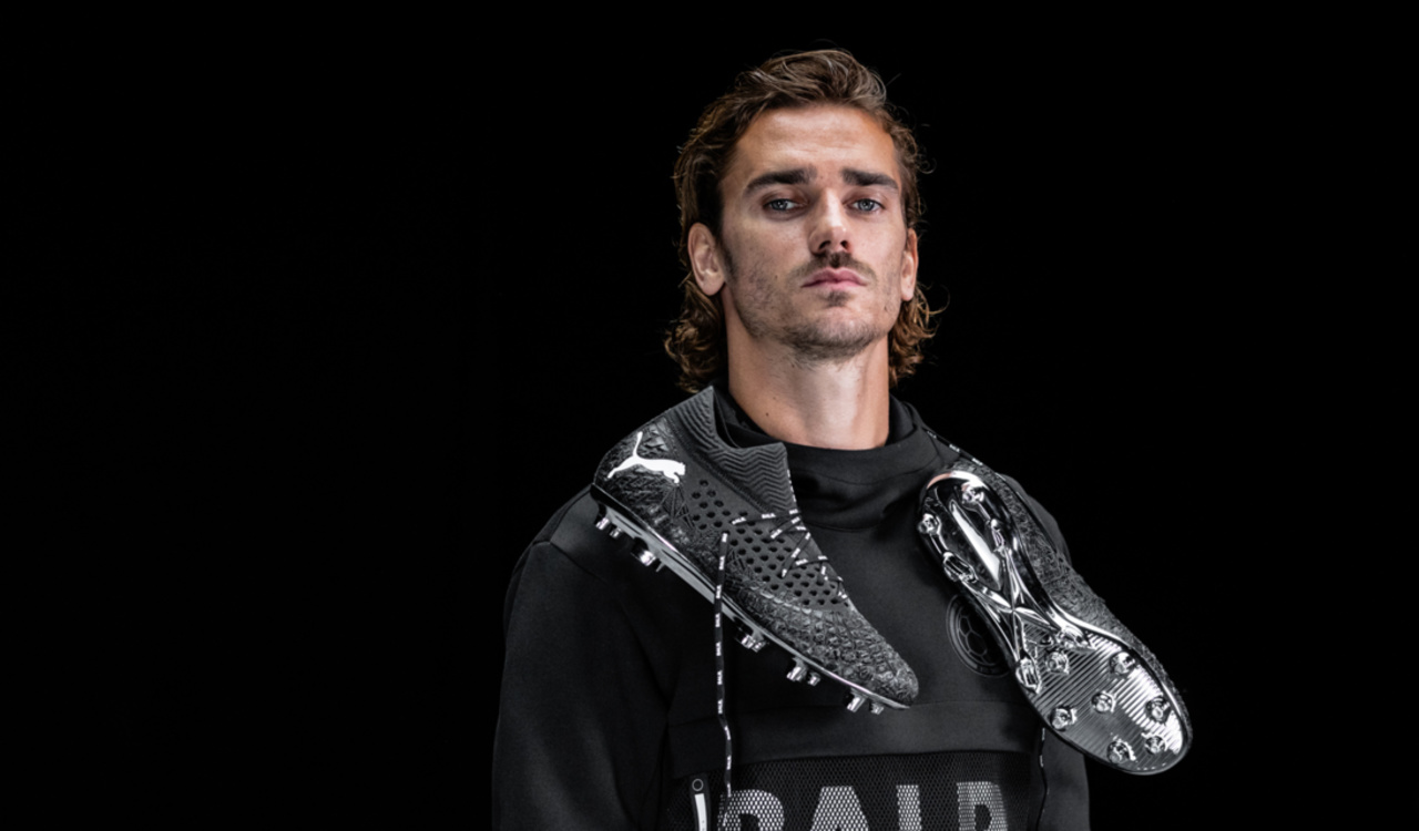 BALR. x PUMA Collaboration with Antoine Griezmann