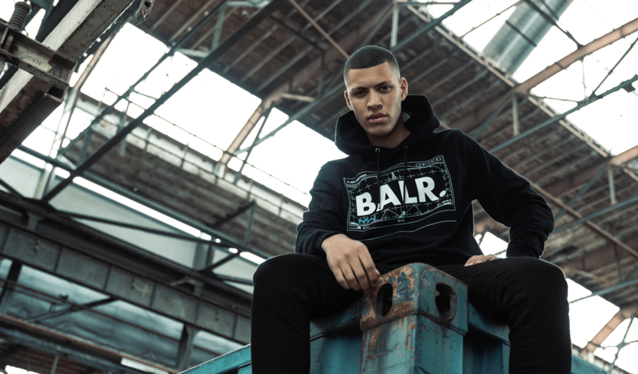 BALR. x Call of Duty Modern Warfare Collection